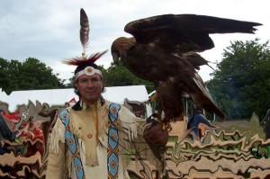de Carlo als Kiowa