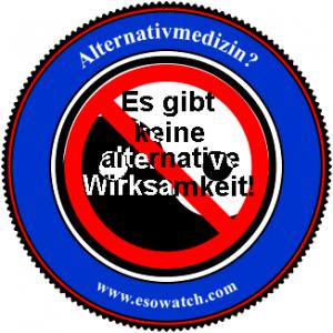 Alternativmedizin? Es gibt keine alternative Wirksamkeit!