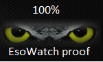 100 % EsoWatch proof