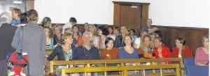 Landgericht Dortmund, Öffentlichkeit